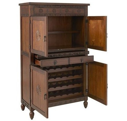 Traditional Wine And Bar Cabinets by Pier 1 Imports