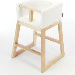 Tavo High Chair - Mealtimes should be a social experience. Our tavo high chair pulls right up to most standard height tables (no need for a tray) so that your child can be part of the action during family meals. Unlike most high chairs, it will blend in seamlessly with your kitchen. The tavo high chair meets your need for great design and streamlined living.