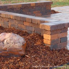 Traditional Retainer Walls by Switzer's Nursery & Landscaping, Inc.
