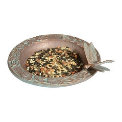 Dragonfly Garden Bird Feeder