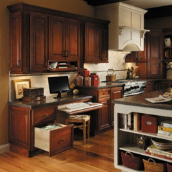 Fieldstone, where Form meets Function - Hidden Home Office Space