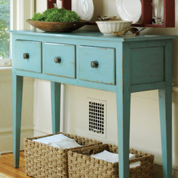 Decorating With Sideboards and Buffets - Biddeford Huntsboard