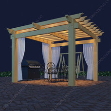 Traditional Rendering by Oulida International Co.,Limited