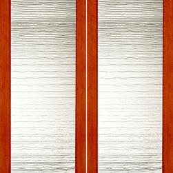 """BM-35 Interior Bamboo Contemporary Small Wave Glass Double Door - SKU#BM-35-2BrandAAWDoor TypeInteriorManufacturer CollectionInterior Bamboo DoorsDoor ModelDoor MaterialWoodWoodgrainBambooVeneerPrice1140Door Size Options2(24"""") x 80"""" (4'-0"""" x 6'-8"""")  $02(30"""") x 80"""" (5'-0"""" x 6'-8"""")  +$802(32"""") x 80"""" (5'-4"""" x 6'-8"""")  +$1002(36"""") x 80"""" (6'-0"""" x 6'-8"""")  +$1602(24"""") x 96"""" (4'-0"""" x 8'-0"""")  +$2402(30"""") x 96"""" (5'-0"""" x 8'-0"""")  +$2602(32"""") x 96"""" (5'-4"""" x 8'-0"""")  +$3002(36"""") x 96"""" (6'-0"""" x 8'-0"""")  +$380Core TypeSolidDoor StyleModernDoor Lite StyleFull LiteDoor Panel StyleHome Style MatchingContemporaryDoor ConstructionSolid BambooPrehanging OptionsPrehung , SlabPrehung ConfigurationDouble DoorDoor Thickness (Inches)1 3/8 , 1 3/4Glass Thickness (Inches)1/2Glass TypeSingle GlazedGlass CamingGlass FeaturesTempered , CastGlass StyleSmall WaveGlass TextureSmall WaveGlass ObscurityHigh ObscurityDoor FeaturesDoor ApprovalsFSCDoor FinishesDoor AccessoriesWeight (lbs)620Crating Size25"""" (w)x 108"""" (l)x 52"""" (h)Lead TimeSlab Doors: 7 daysPrehung:14 daysPrefinished, PreHung:21 daysWarranty1 Year Limited Manufacturer WarrantyHere you can download warranty PDF document."""