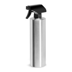 Blomus - GREENS Mister by Blomus - The Blomus GREENS Mister has a fine form and provides a fine spray. The cylindrical stainless steel mister makes a sleek, contemporary addition to a gardening repertoire. The black plastic nozzle sprays a delicate mist ideal for moistening and cleaning the leaves of plants indoors and out. Blomus, headquartered in Germany, specializes in the design and manufacture of beautifully engineered home and office accessories in modern stainless steel styles.