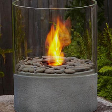 Contemporary Fire Pits by Home Decorators Collection