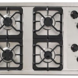 IKEA of Sweden - ELDIG Gas cooktop - Gas cooktop, Stainless steel