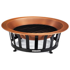 Traditional Fire Pits by FRONTGATE