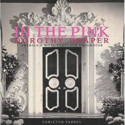 In the Pink: Dorothy Draper--America's Most Fabulous Decorator - This tome is a must-have for any fan of American interior design. Dorothy Draper was one of the greats, and this book, by her former partner Carlton Varney, is the tribute she deserves.