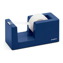 Ningbo Dinghua Industrial Limited - Tape Dispenser and Tape, Navy - Let's dispense with those lesser models.Ships in: 1-2 business days