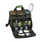 Picnic at Ascot - ECO Picnic Cooler for Four - Features: