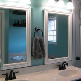 modern bathroom mirrors find bathroom wall mirrors online