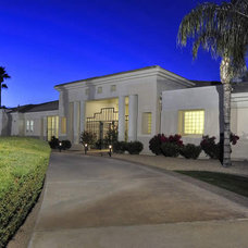 Contemporary Exterior by Fratantoni Luxury Estates