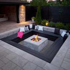 Contemporary Fire Pits Contemporary Firepits