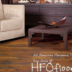 All American Hardwood/Archangel Timeless Revolution - All American Hardwood/Archangel Timeless Revolution, Iron Gate. Available at HFOfloors.com.