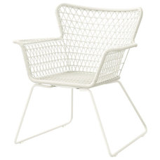 Contemporary Outdoor Lounge Chairs by IKEA