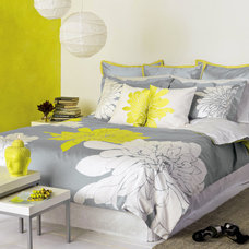 modern duvet covers by Zin Home