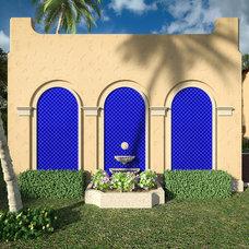 Mediterranean Rendering by RAR Architect Inc.