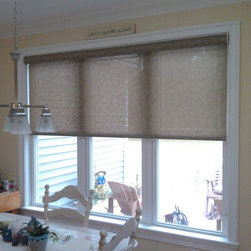 Recent Projects - Solar shades sold and installed by Interior VUES, (Nick Nixon).