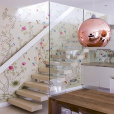 Contemporary Wallpaper by Fromental