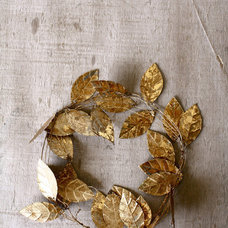 Traditional Wreaths And Garlands by Olive Manna