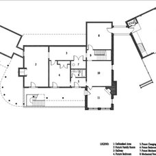 Traditional Floor Plan Ridgeside Vineyard