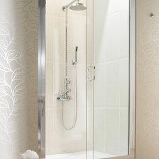 Modern Showers by Plumbonline