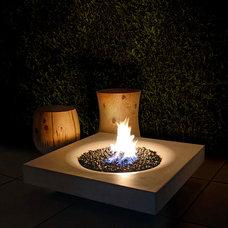 Modern Fire Pits Modern Firepits