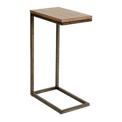 Ballard Designs - Durham Tray Table - This tray table is charming and can be moved away when not in use. It's great for serving that special guest that you want to spend time catching up with.