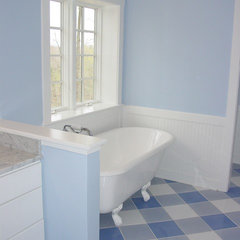 traditional bathroom by The Gaines Group, PLC