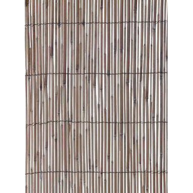 """Gardman USA - Reed Fencing High 13' x 6'6"""" - REED FENCING 13'0"""" LONG x 6'6"""" HIGH.  Ideal cover for fencing and unsightly areas.  Simple to attach to fence uprights with ties or staples.  Pre-cut size for consumer convenience.  Great value!"""