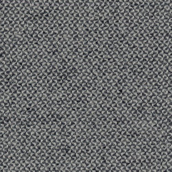 Hourglass Iron Fabric - A solid color material using boucle and chenille yarns creates a unique look and a very soft hand. Very durable and works well with many modern designs despite having a classic, tightly tailored look. This fabric has a soil and stain resistant finish that works as a soil and stain repellent.