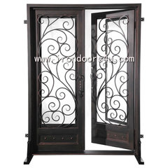 traditional front doors by irondoors4u
