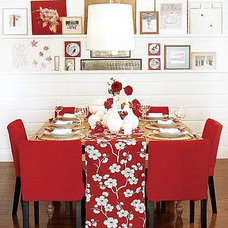 Image detail for -Christmas Decoration Red Interior Decorating