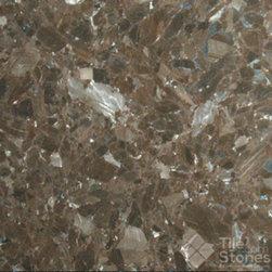 Brown Antique Polished Granite 12x12 - Brown Antique Polished Granite Tile