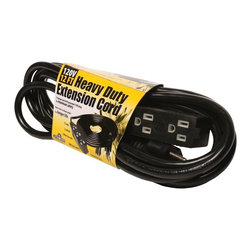 Hydrofarm - Extension Cord Multicolor - BACDE12012 - Shop for Extension Cords from Hayneedle.com! About Hydrofarm Inc.Celebrated as the nation's oldest and largest manufacturer of hydroponic equipment and grow lights Hydrofarm has made professional-grade equipment available to all since 1977. All grow lights and electric components are UL listed unlike many competitor products meaning you get years of reliable and safe use out your high-intensity lights. All products are covered by a one year warranty at the least. In some cases Hydrofarm ensures the performance of their products for five years.