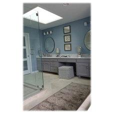 Contemporary Bathroom by DecRenew Interiors