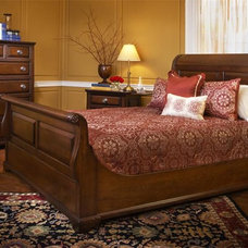 Traditional Beds by DutchCrafters Amish Furniture