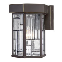 "Designers Fountain - Designers Fountain 32121 Kingsley 10.75"" Height 1 Light Outdoor Wall Sconce - Features:"