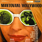 "Adonis Collection - Adonis Collection | Framed Album, Hollywood - Mantovani, ""Hollywood,"" framed album artwork.  Released in 1967 by London Records."