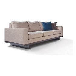 The L.A. Collection Sofa from Thayer Coggin - Thayer Coggin, Inc.