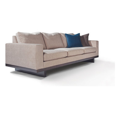 The L.A. Collection Sofa from Thayer Coggin -