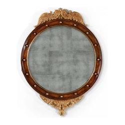 Jonathan Charles - New Jonathan Charles Large Mirror Gold - Product Details