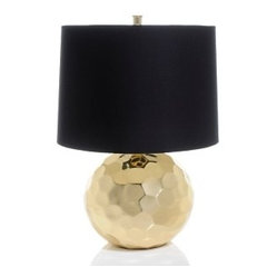 Handcrafted Orbit Table Lamp