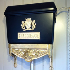 Traditional Toilets by Chadder & Co Luxury Bathrooms