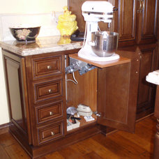 Kitchen Drawer Organizers by Frontier Cabinets, Inc.