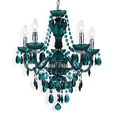 Contemporary Chandeliers by Kathy Kuo Home