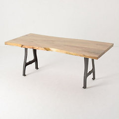 modern dining tables by Anthropologie