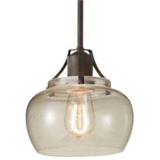 Pendant Lighting Urban Renewal Mini Pendant by Murray Feiss