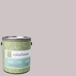 Inspired Eggshell Interior Paint, Air .07, Gallon - Color house paints are zero VOC, low-odor, Green Wise Gold certified and have superior coverage and durability. Our artist-crafted colors are designed to be easy backdrops for living. Color house paints are 100% acrylic with no VOCs (volatile organic compounds), no toxic fumes/HAPs-free, no reproductive toxins, and no chemical solvents.